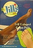 """Dr. Jills Felt """"U""""-shaped Callus Pads"""