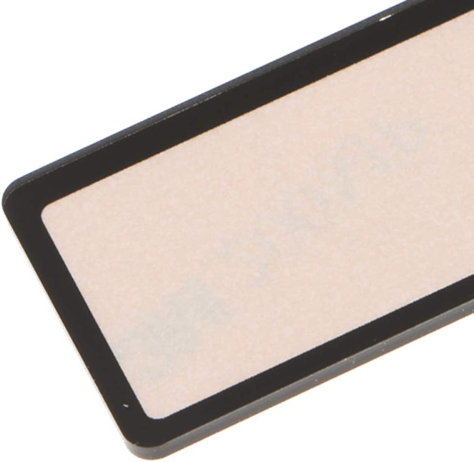 Baosity Top Outer Upper LCD Screen Display Cover Protector for Canon 5D Mark II 5D2 5D II Pack of 1