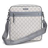 Gucci 'GG' Supreme Shoulder Messenger Bag 201448, Blue