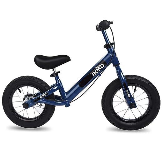 LIBINA Bicicleta Sin Pedales Bicicleta De Equilibrio con Freno De ...