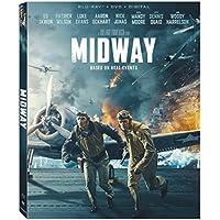 Midway Blu-ray + DVD + Digital Copy
