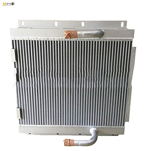 Water Tank Radiator Core Assy 4I-7376 for Caterpillar CAT 311 312 E312 by Luqing