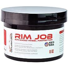 Detailer 365 Rim Job Wheel Wax Superior Protective Finish - Combo