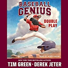 Double Play Audiobook by Tim Green, Derek Jeter Narrated by Aden Hakimi