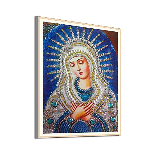 Christmas Hot!Oucan 30x40cm Diamond Painting Full Drill Diamond Bead Painting Diamond Art Kits Diamond Painting for Adults ()