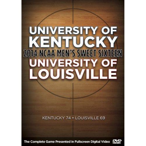 NCAA Greatest Games Series: 2014 Kentucky vs. - Louisville Kentucky Louisville Store