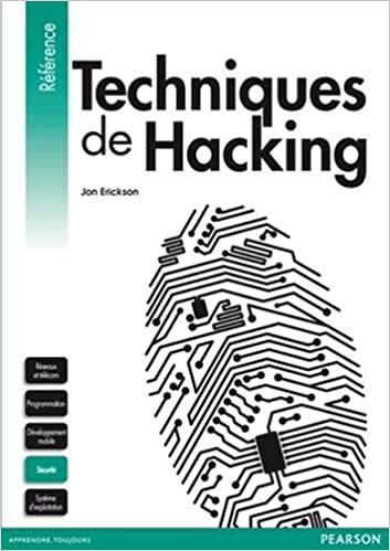 Techniques De Hacking Jon Erickson Pdf