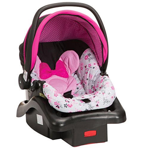 Amazon.com : Disney Baby Amble Quad Travel System, Pink Minnie ...