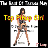 Teresa May The UKs Top Pinup Girl - 20 Vintage Never Before Released Photos Volume I