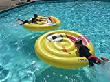 I EM JI Cool Emoji Pool Floats for Adults and