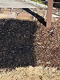 Peach Country Premium Black Mulch Color Concentrate - 2,800 Sq. Ft. - Pure Midnight Black Mulch Dye Spray