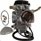 yamaha kodiak carburetor - Auto-Moto NEW Carburetor Fits YAMAHA KODIAK 400 2x4 4x4 YFM400 2004-2006 Carb (Fits: Yamaha Big Bear 400 2000-2006 )