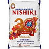 Nishiki Premium Rice, Medium Grain, 15-Pound Bag