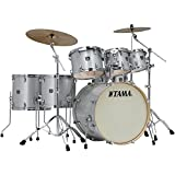 Tama Superstar Classic 7-Piece Shell Kit (Silver Snow Metallic Lacquer Finish)