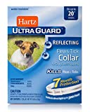 HARTZ UltraGuard Reflecting Flea & Tick Collar for Dogs and Puppies 1 ea