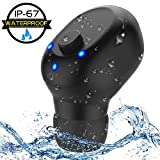 Best Headsets With Invisible Designs - Waterproof Bluetooth Earbud, Mini Wireless Earbud,Car Bluetooth Headset Review