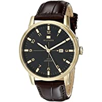 Tommy Hilfiger Men's 1710329 Gold-Tone Watch