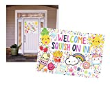 Squishy Kawaii Themed Party Supply Food (Welcome Decor)