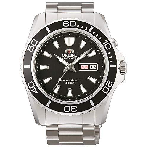Orient klocka FEM75001BR herr silver