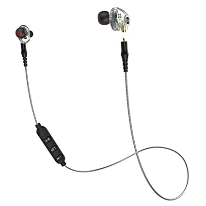 Auriculares Bluetooth, Auriculares Cascos Bluetooth iPhone y Android Smartphones