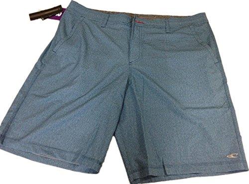 Oneill Hybrid - O'Neill Men's Hybrid Short (Blue, 40)