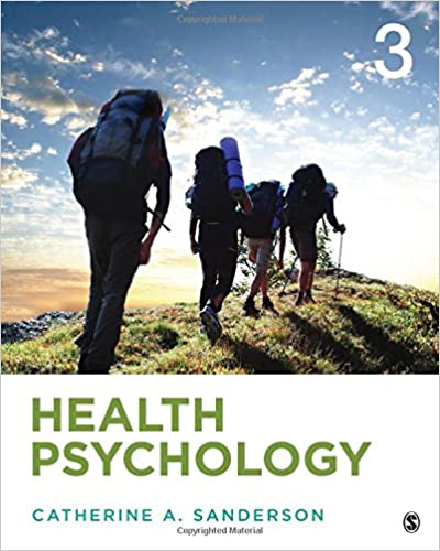 Health Psychology: Understanding the Mind-Body Connection, 3rd Edition - Original PDF