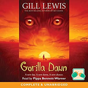 Gorilla Dawn Audiobook
