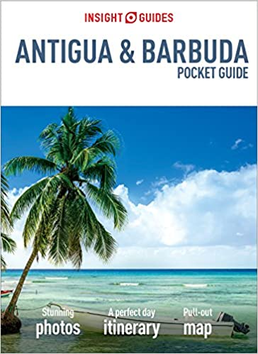 Insight Guides Pocket Antigua & Barbuda Travel Guide with Free ...