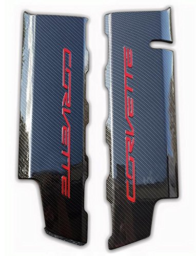Performance Corvettes C7 LT1 Carbon Fiber HydroGraphics Fuel Rail Engine Covers Lt1 Fuel Rail
