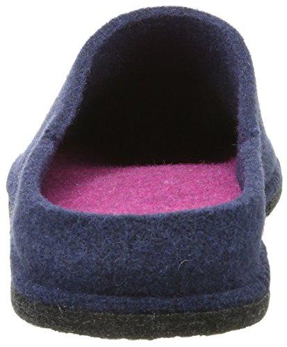 Andrea Conti Damen 1904500 Pantoffeln Blau (D.Blau 017)