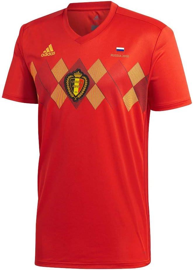camisetas mundial 2018 adidas belgica