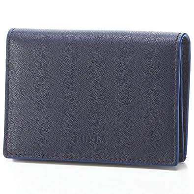 48b634fb98d5 Amazon | フルラ(FURLA) アポロビジネスカードケース【ネイビー/**】 | Furla(フルラ) | メンズバッグ・財布
