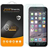 Supershieldz [2-Pack] for iPhone 6S Plus/iPhone 6 Plus Tempered Glass Screen Protector, [3D Touch Compatible] Anti-Scratch, Anti-Fingerprint, Bubble Free, Lifetime Replacement Warranty