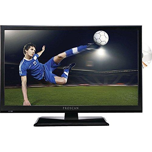 Proscan PLEDV2488A-E 24-Inch 720p 60Hz LED TV-DVD Combo (Tv Built Dvd)