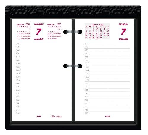 Brownline Daily Calendar Refill - Brownline 2013 Desk Calendar