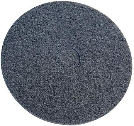 Almohadilla de pulido SENRISE 1 pieza 14-20 almohadilla de mantenimiento de piso para pulir discos de diamante para granito m/ármol piedra de hormig/ón negro