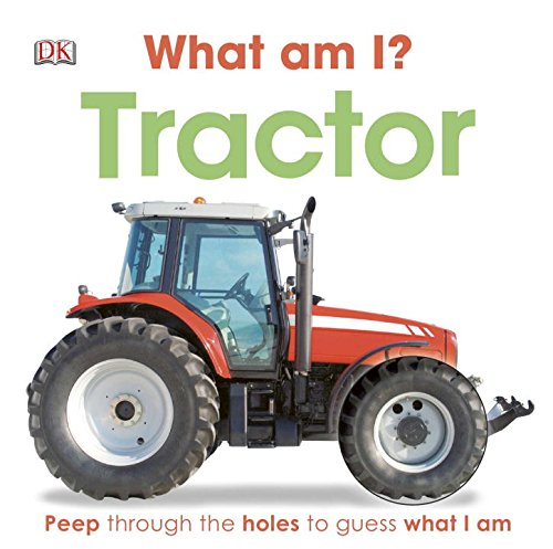 What Am I? Tractor pdf