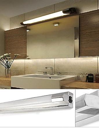 Lampe 9W Warmweiß, Kaltweiß LED Wandleuchte, Badezimmer ...