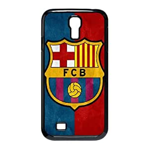 Samsung Galaxy S4 9500 Cell Phone Case Black_FC Barcelona Gztay