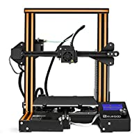 ELEGOO 3D Printer Ender-3 FDM 3D Printer with Resume Printing V-Slot Prusa i3 Frame, Suitable for Beginners and Enthusiasts from ELEGOO