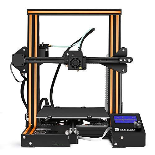 ELEGOO 3D Printer Ender-3 FDM 3D Printer with Resume