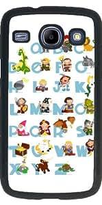 Funda para Samsung Galaxy Core i8260/i8262 - Abc Medieval (Inglés) by Los dibujos de Alapapaju