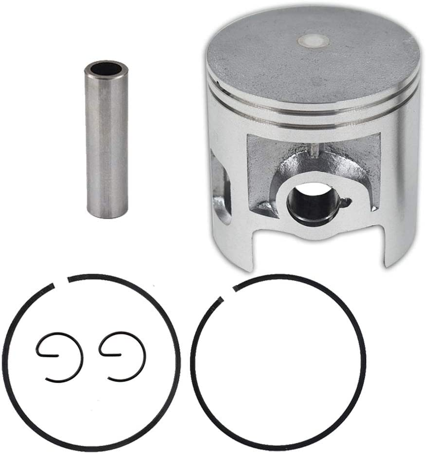 Piston 66mm Bore 69.5mm Height Rings Kit Fit For Yamaha DT 175 YT175 STD Motorcycle