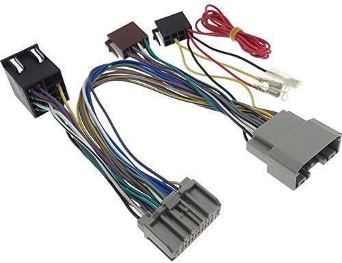 Parrot Thb Adapter Chrysler Dodge Jeep Bluetooth Kabel Iso Stecker Kabelbaum Fse Elektronik
