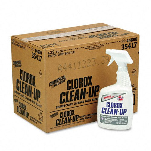 Review Clorox Clean-Up Disinfectant Cleaner