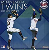 Minnesota Twins: 2020 12x12 Team Wall Calendar