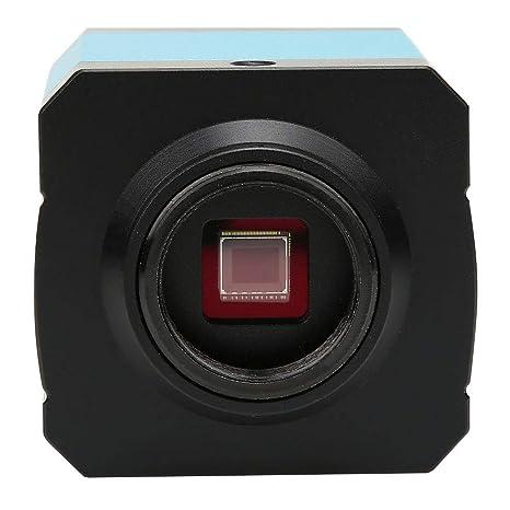 Microscopio Digital, 37MP 1080P 60FPS HDMI USB Microscopio ...