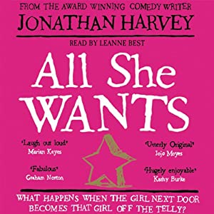 All She Wants | Livre audio