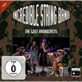 THE INCREDIBLE STRING BAND The Lost Broadcasts (DVD)
