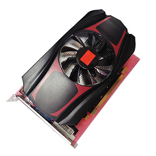 Ocamo HD7670 4GB DDR5 128 Bit PCI-Express Durable Game Video Graphics Card (Ddr5 Video Card)